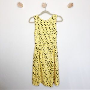 ModCloth Circus Yellow kite & cloud dress